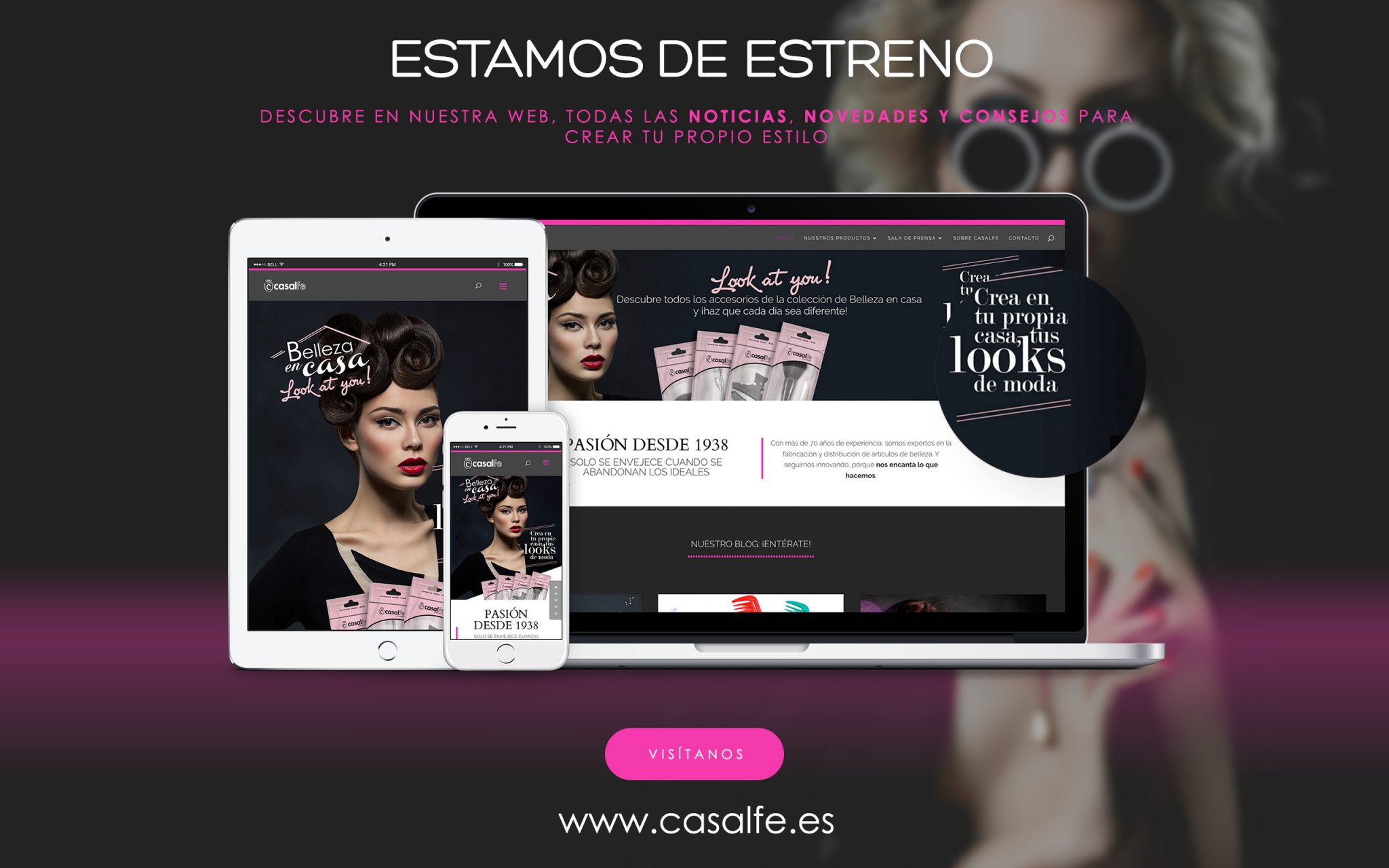 nEW web casalfe