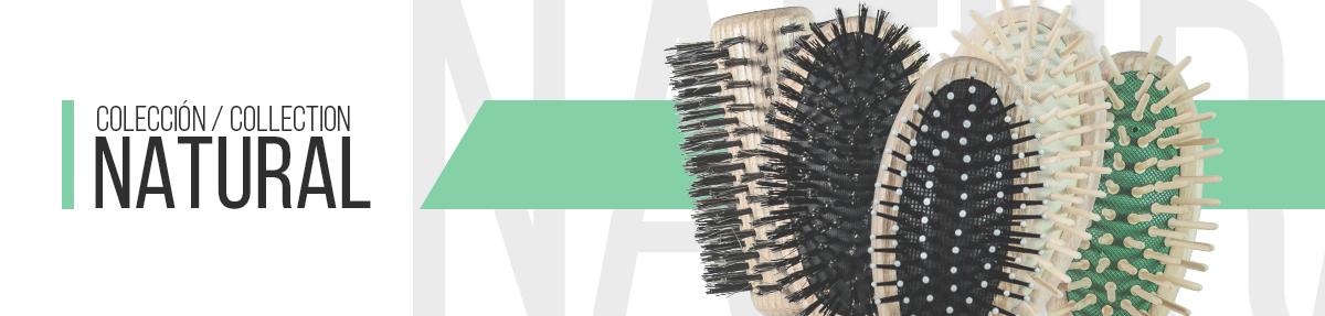 Natural - Colección madera: Peines y cepillos de Casalfe